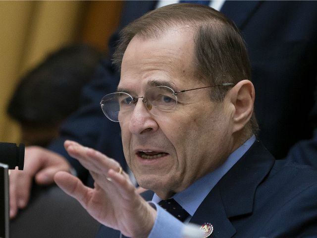 Nadler at Hearing on 'Rise of White Nationalism Under Trump' Cites Obama Era Hate Crimes