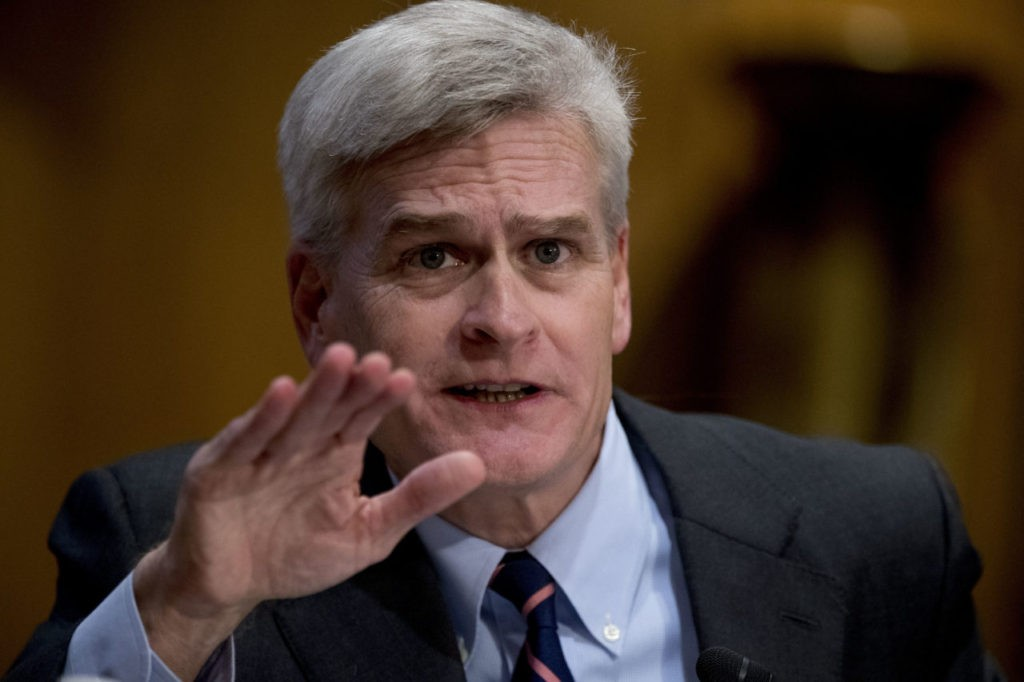 Exclusive--Bill Cassidy Designing Republican Federalist Healthcare Plan