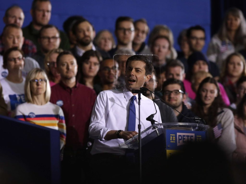 Pete Buttigieg Knocks Own Supporters for Being Too White