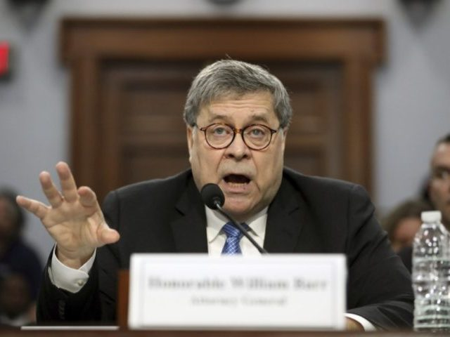 Watch Live: Attorney General William Barr Testifies Before Senate Appropriations Committee
