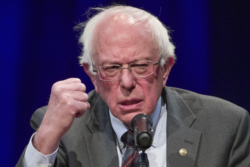 Bernie on Mueller Report: Trump, Republicans 'Obstructing' Efforts to 'Protect Our Democracy'