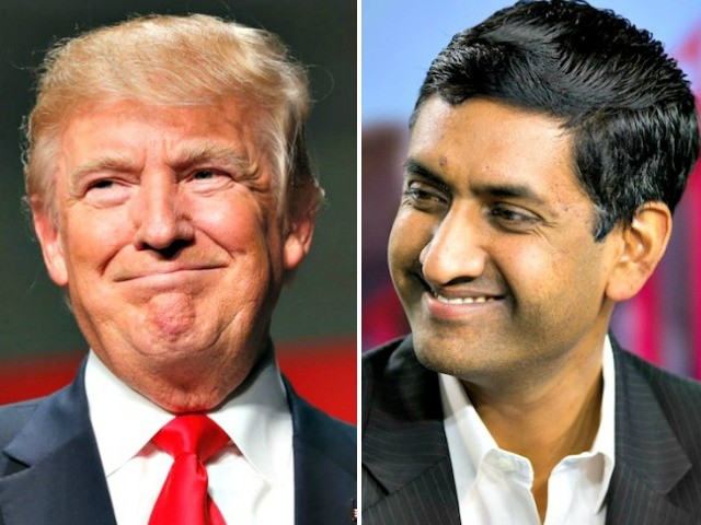 Exclusive — Democrat Rep. Ro Khanna: 'I'd Love to Have 15 Minutes' with Trump for a Bipartisan Coalition Meeting on Ending Yemen War