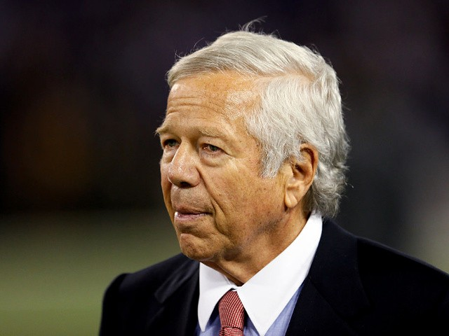 Patriots Owner Robert Kraft Fights to Conceal Massage Parlor Videos