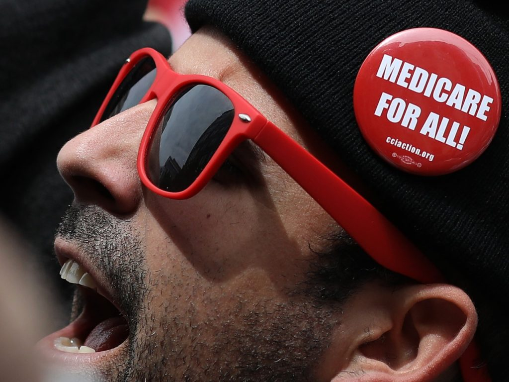 Expert: Medicare for All Would Cost $60 Trillion over Next Decade
