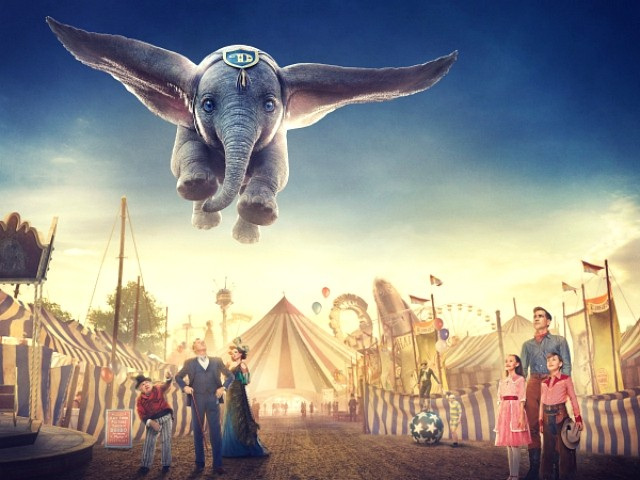 Box Office: 'Dumbo' Flies in At #1, Pro-Life Movie 'Unplanned' Debuts with Impressive $7M