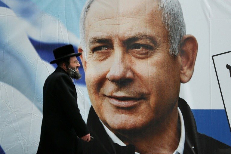 Netanyahu Vows to Annex West Bank Settlements