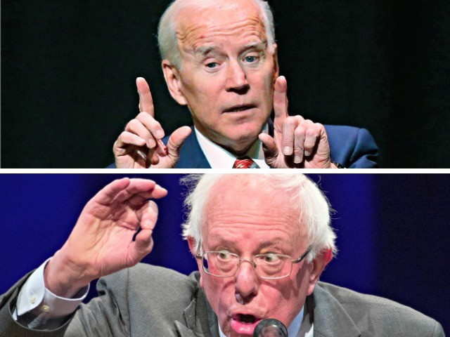 Poll: Joe Biden Support Jumps Six Points; Double Digit Lead over Bernie Sanders