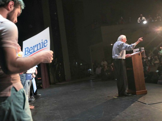 Bernie at Iowa Town Hall on Open Borders: 'Can't Do It'
