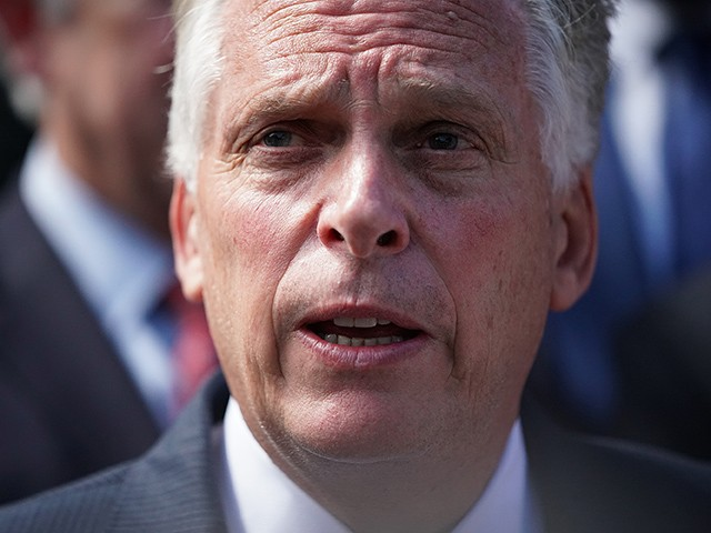 2020: McAuliffe: I Won't Go on 'Apology Tour' for 'Being Successful White Male'