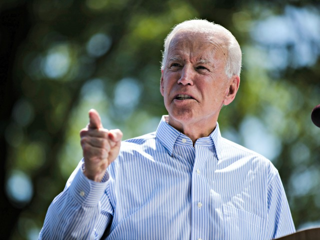 Joe Biden Resurrects Old Lies, Dog Whistles to Smear Breitbart News