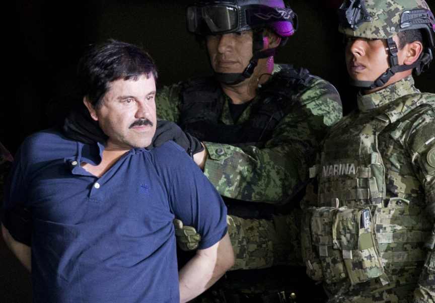 Exclusive-Steve Daines: Seizing El Chapo's Assets Would Build the Wall, Make the Cartels Pay for It