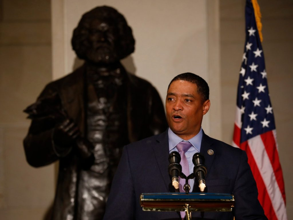 Joe Biden Recruits Cedric Richmond, Former Chairman of the Congressional Black Caucus