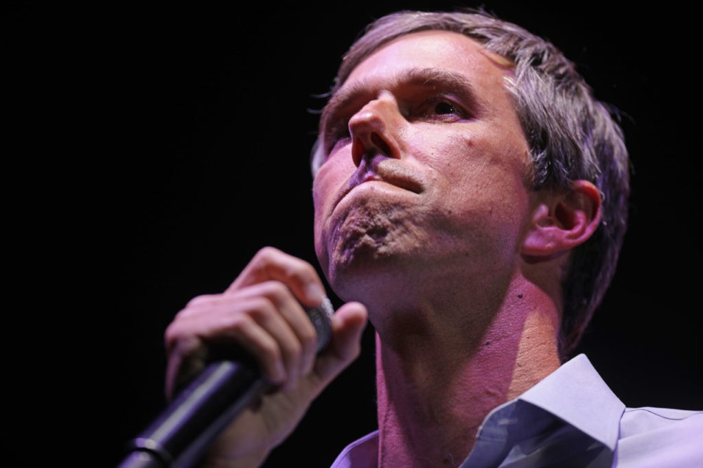O'Rourke: 'I Don't Have Complete Confidence' That Trump Was Fairly Elected