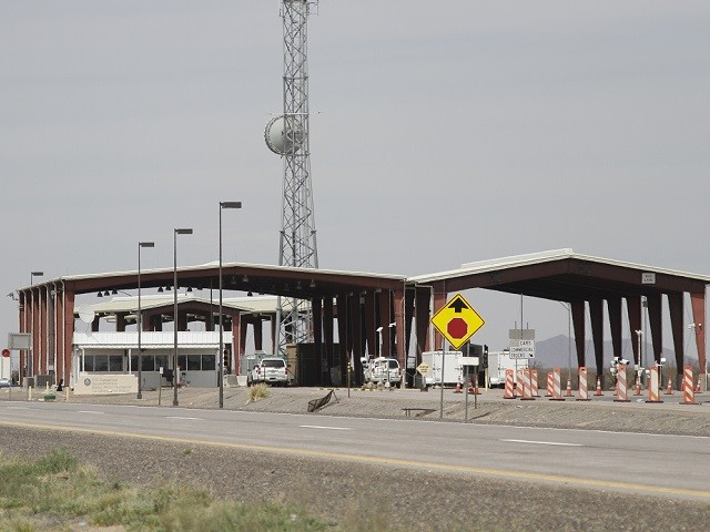 Closed Immigration Checkpoints Are 'Green Lights' for Cartels, Says NM Sheriff