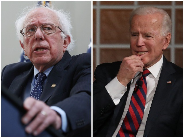 Donald Trump: Bernie Sanders Finished; China Wants 'Sleepy' Joe Biden for President