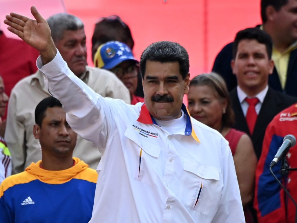 Venezuela: Maduro Announces 'Immediate Investment' in 'Chinese Brothers' Huawei