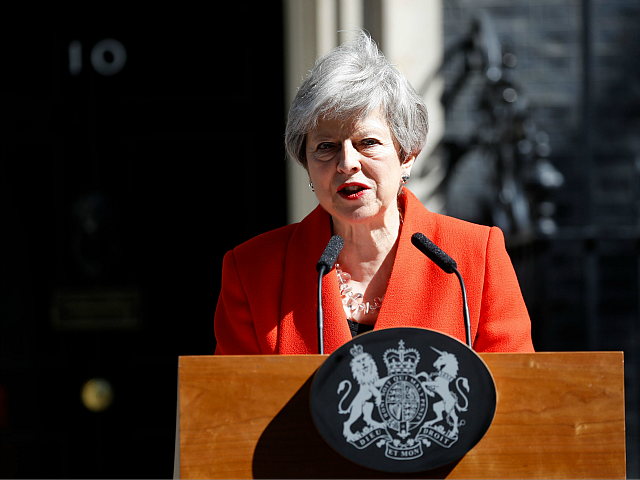 Finally! UK Prime Minister Theresa May Announces Resignation After Three-Year Brexit Failure