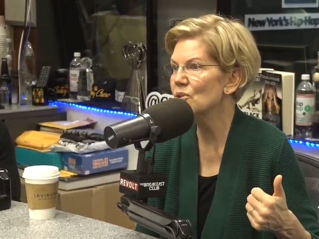 Watch: Elizabeth Warren Called the 'Original Rachel Dolezal' While Responding to Native American Ancestry Claims