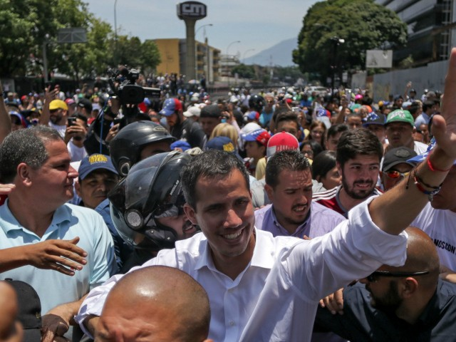 Venezuela: Guaido Says 'We Are Close' to Ousting Maduro with Nonstop Street Protests