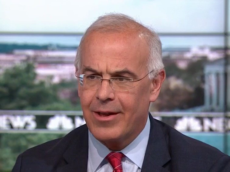 NYT's Brooks: Trump 'the Greatest Con Man in American History'