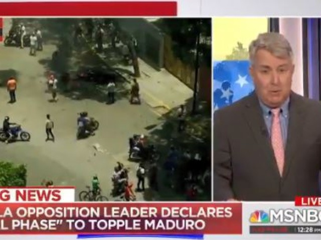 MSNBC Venezuela Coverage Shows Why U.S. Founders Wanted Armed Citizenry