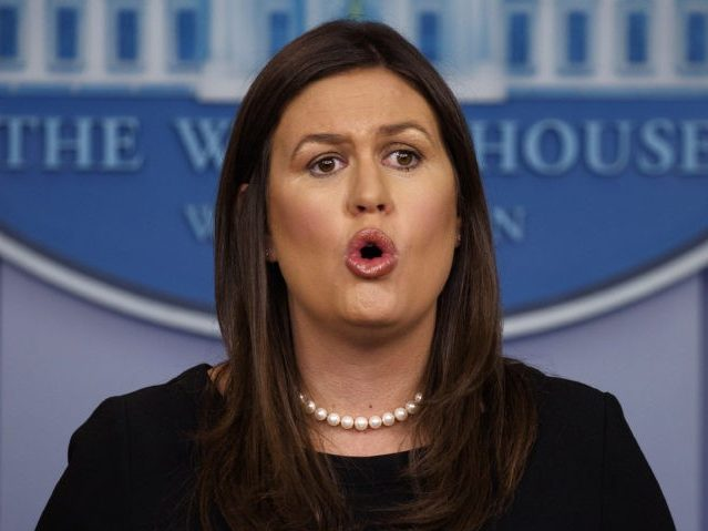 WH's Sanders: There Was an 'Outrageous Amount of Corruption That Took Place at the FBI'