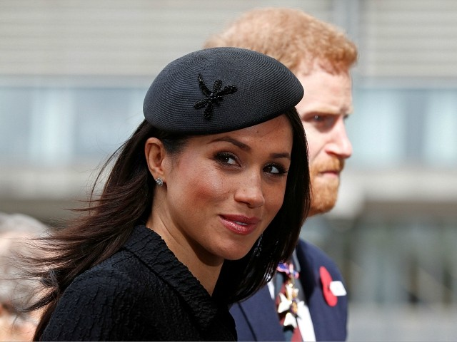 Meghan Markle Not Scheduled to Meet Donald Trump During Royal Visit
