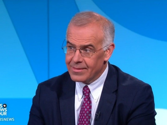 Brooks: 'There Was Probably No Collusion,' But Trump 'Certainly Acts' Like He's Colluding