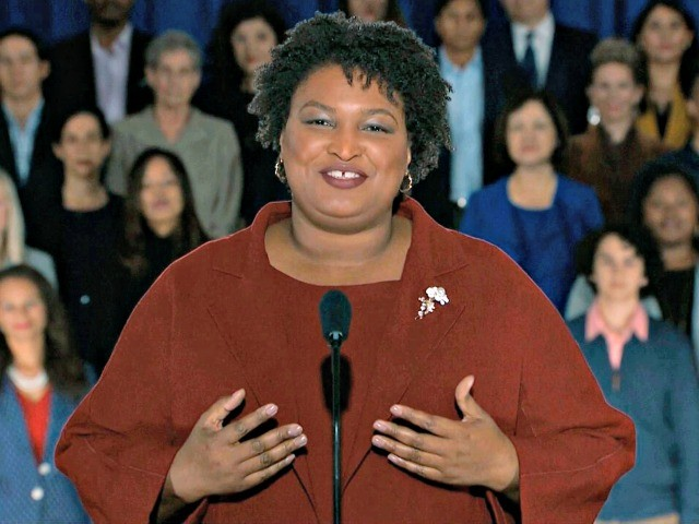 Stacey Abrams: 'Demography Is Opportunity' to Flip Red Sun Belt States