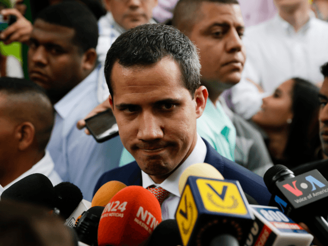 Venezuelans Lose Faith in President Guaido as He Launches Talks with Maduro Regime