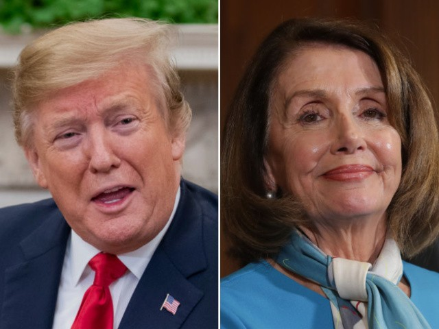 Nancy Pelosi: Donald Trump 'Correct in Asserting What We Have to Do with China'
