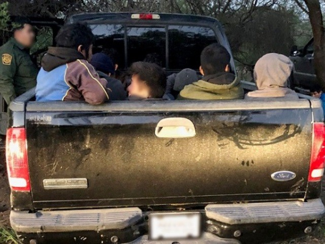 Inland Border Patrol Traffic Stops Net Two Alleged Human Smuggling Attempts