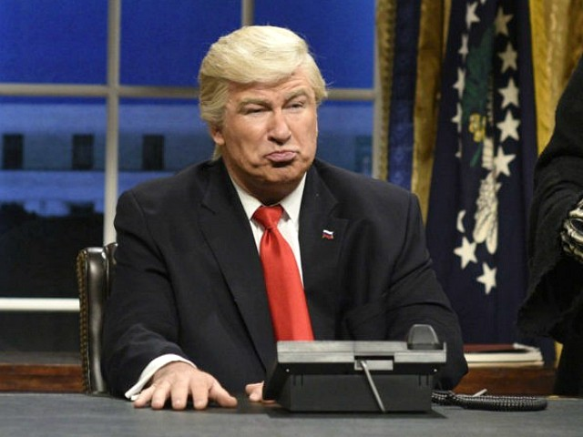 Alec Baldwin: I'm 'So Done' Playing Trump on 'SNL'