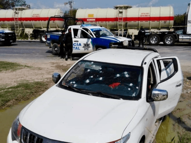Gulf Cartel Gunmen Carjack Vehicle near Texas Border, Die in Mexican Police Shootout