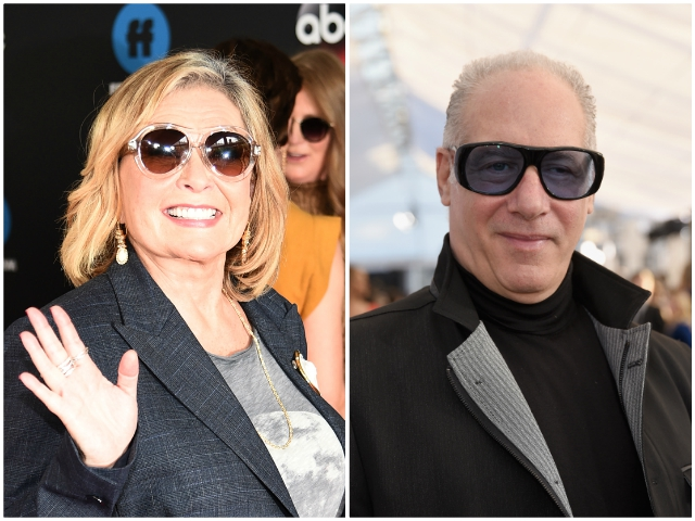 Roseanne Barr and Andrew Dice Clay Announce 'Mr. and Mrs. America' Comedy Tour