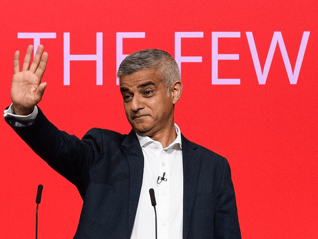 London Mayor Sadiq Khan: Trump Is 'Global Threat', Farage a '20th-century Fascist'