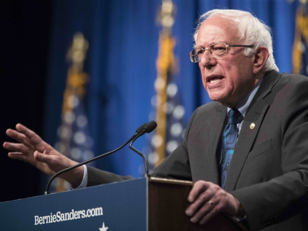 Pollak: Bernie Sanders Defends 'Democratic Socialism' By Attacking Its Critics