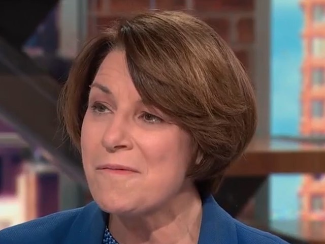 Klobuchar on Trump Saying He'd Accept Dirt on Opponents: 'I Think It's Illegal'