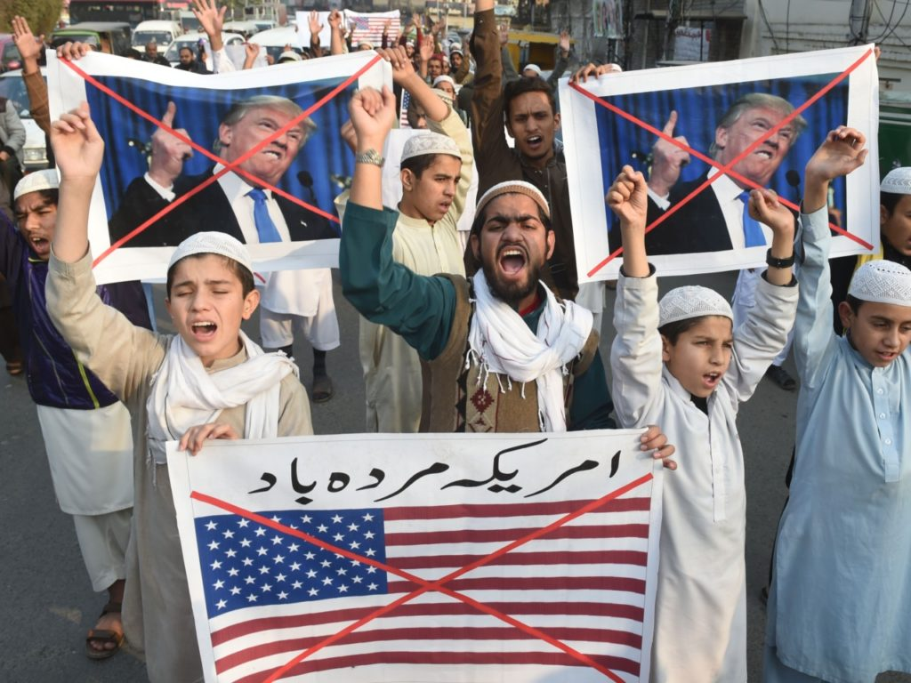 'Full of Strategic Blunders': Pakistani Lawmaker Shreds U.S. Foreign Policy