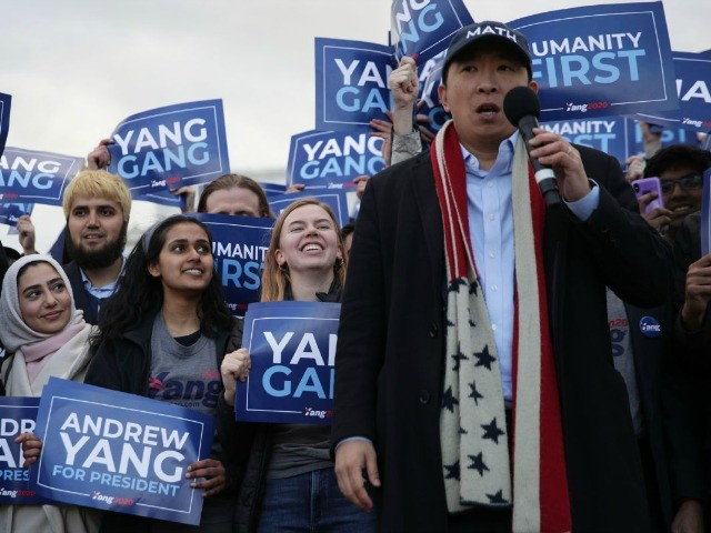 Yang: Identity Politics 'Very Poor Way' to Win National Elections