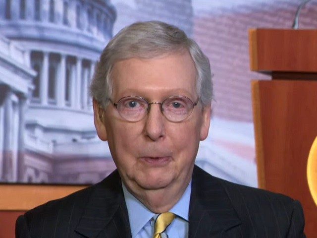 McConnell: 'I Am Indeed the Grim Reaper When It Comes to the Socialist Agenda'