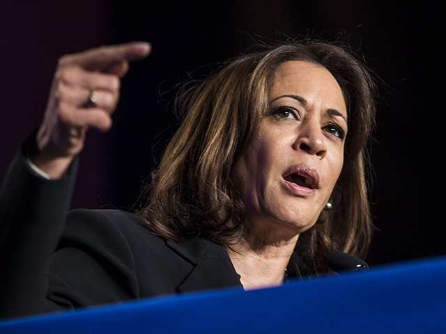 Kamala Harris: Trump 'Is Putting His Self-Interest in Front of the Interest of Our Democracy'