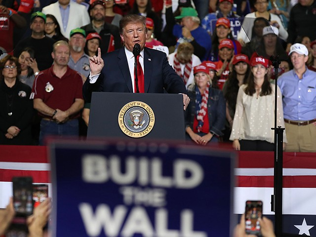 Pollak: Trump Just Found a Way to Make Mexico 'Pay for the Wall'