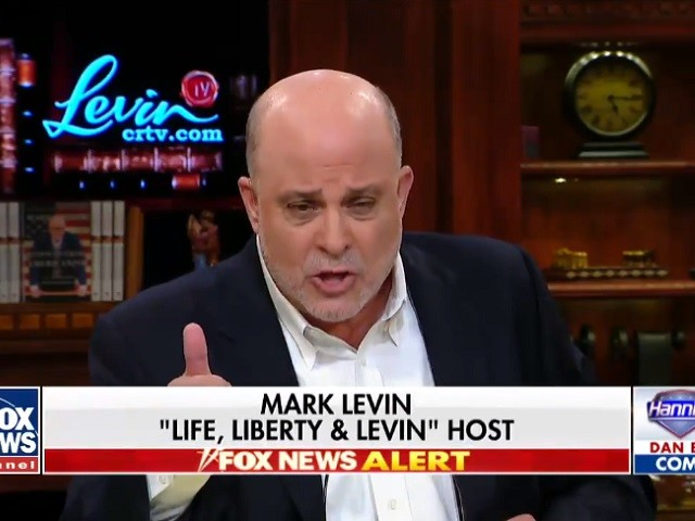 Mark Levin: 'I Don't Intend to Pay One Damn Penny in Reparations to Anybody, Period'