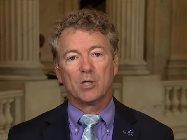 Rand Paul on Iran: 'I'm Really Proud of President Trump for Showing Restraint'