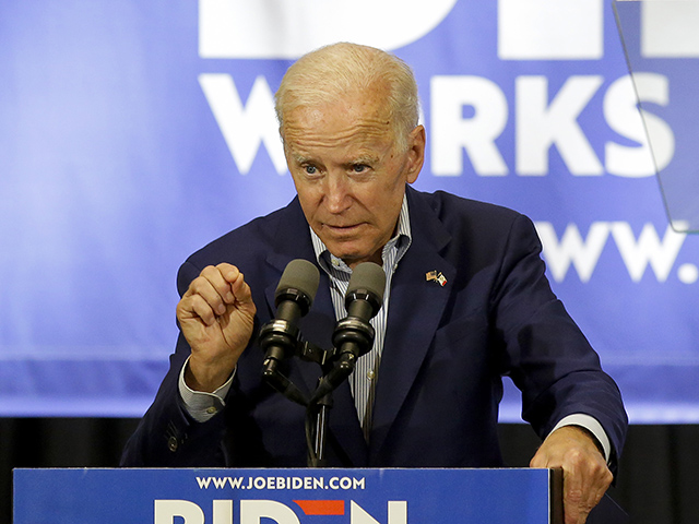 Joe Biden: 'Wasn't One Single Hint of a Scandal or a Lie' in Obama Years