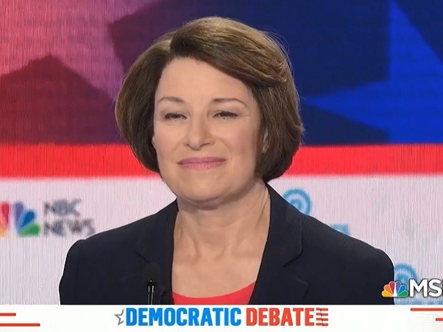 Klobuchar: 'I Do Get Concerned About Paying for College for Rich Kids'
