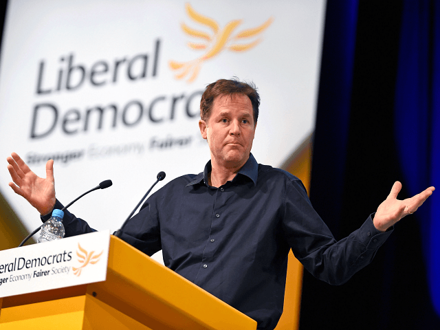 No Collusion, Brexit Edition: Clegg Admits 'Absolutely No Evidence' Russia Influenced Vote via Facebook