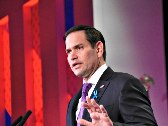Rubio: Protesting Lawmakers Should Be Working in Congress to Solve Border Crisis