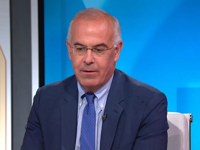 NYT's David Brooks: 'Disturbing' GOP Justifies Trump Support by Saying 'the Left Is Out to Destroy Us'